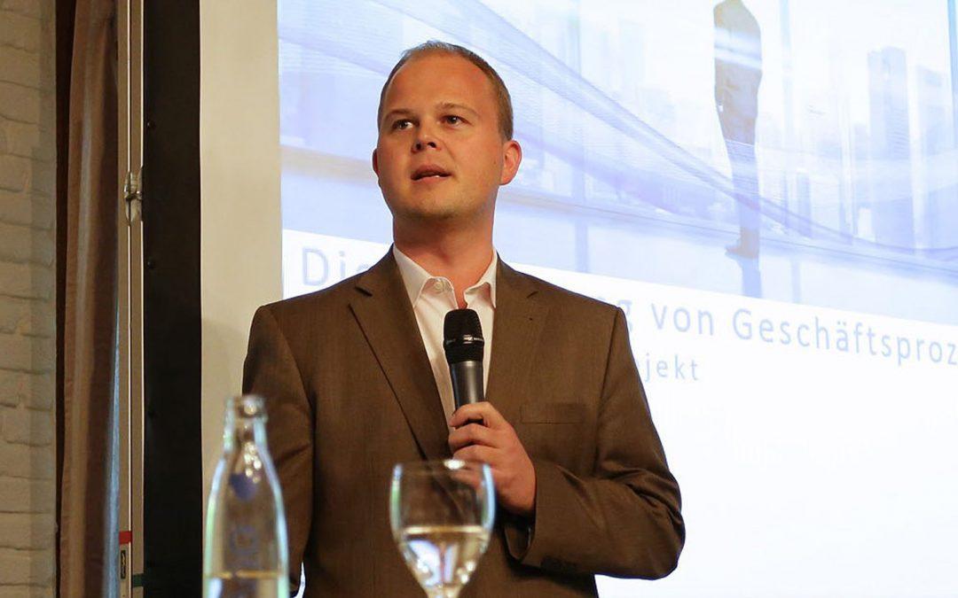 """40. Bottroper Unternehmerabend mit Key Note """"Digitalisierung – mehr als ein IT-Projekt"""""""