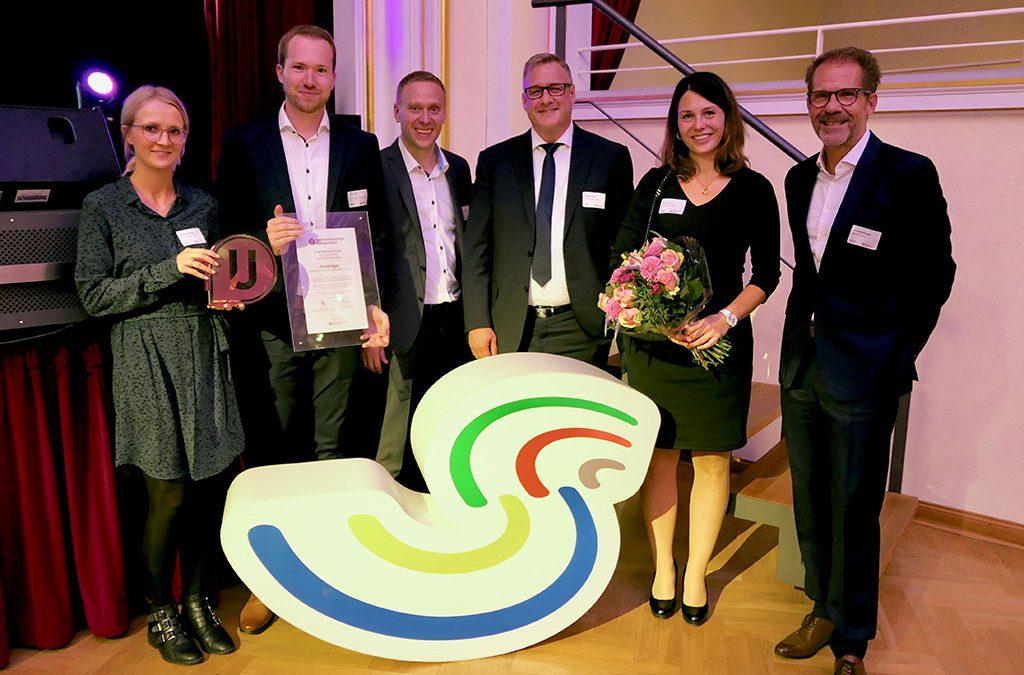 G-TEC und A14 ausgezeichnet für die beste Arbeitgebermarke in Südwestfalen.