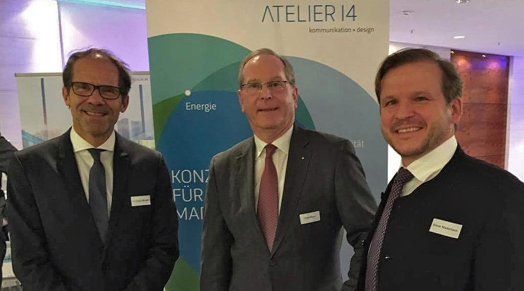 Peter Meyer (ADAC) und Elmar Niederhaus